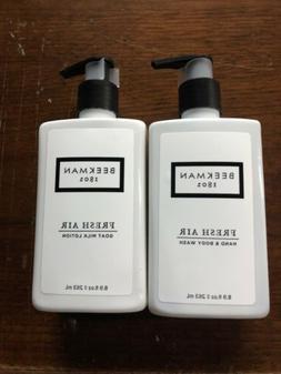 Beekman 1802 Fresh Air Goat Milk Shower Bucket—Shampoo + C
