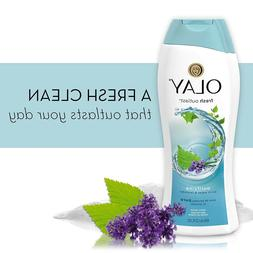 Olay Fresh Outlast Purifying Birch & Lavender Body Wash 22 o