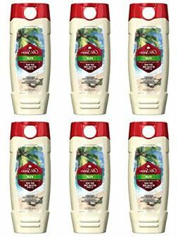 Old Spice Fresher Collection Men's Body Wash Fiji 16 Fluid O