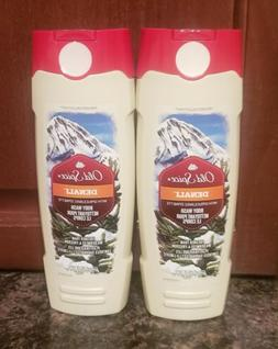 Old Spice Fresher Collection Mens Body Wash Denali Scent 16