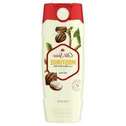 Old Spice Fresher Collection Shea Moisture Body Wash - 16oz