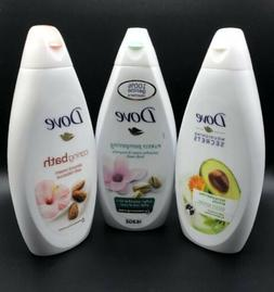 Dove Friuts Package Body Wash Shower Gel Nutrium Moisture As