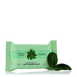 The Body Shop Fuji Exfoliating Soap, Green Tea, 100 Gram