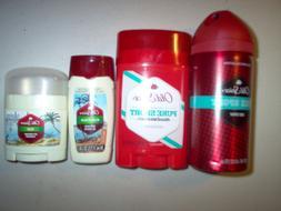 OLD SPICE Gift Set Antiperspirant Deodorant Body Spray Body