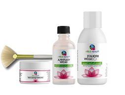 Planet Eden 70% Glycolic Acid Chemical Skin Peel Kit + Glyco