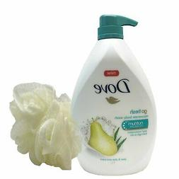 Dove Go Fresh Rejuvenate Body Wash 1 Litre 34 Oz