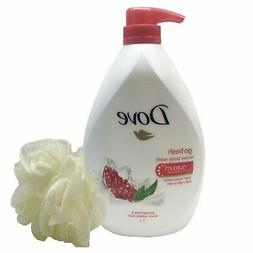 Dove Go Fresh Revive Body Wash 1 Litre 34 Fl Oz