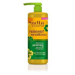 Alba Botanica Go Smooth Gardenia Hawaiian Conditioner, 32 oz