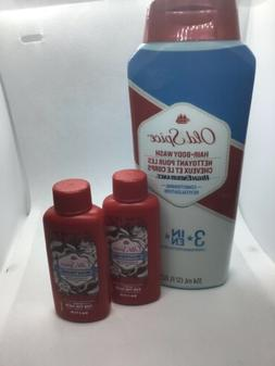 Old Spice Hair+Body Wash 3-in-1 Shampoo and Conditioner N  T