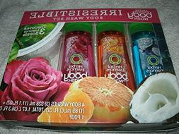 Herbal Essences Irresistible Body Wash Set of Three Scents,