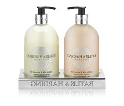 Baylis & Harding Jojoba, Silk and Almond Oil Hand Wash & Han