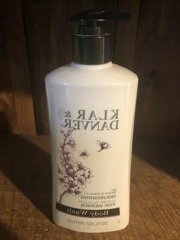 KLAR Danver Women Body Wash Glycerin Vitamin E Nourishing Ch
