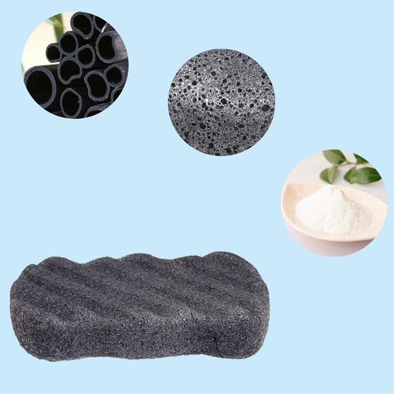 1PC Bath <font><b>Washing</b></font> Sponge Soft Puff <font><b>Scrub</b></font> Skin Care Tool Bathroom