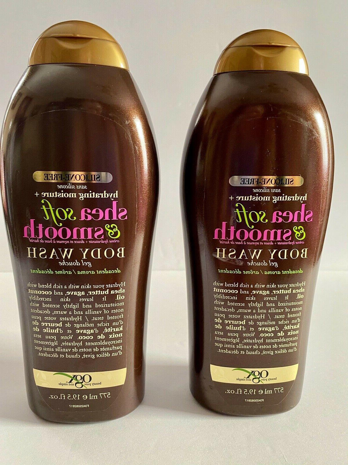 2 bottles 19 5 oz hydrating moisture