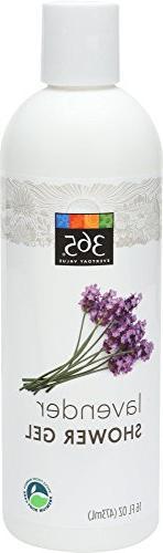 365 Everyday Value, Lavender Shower Gel, 16 fl oz