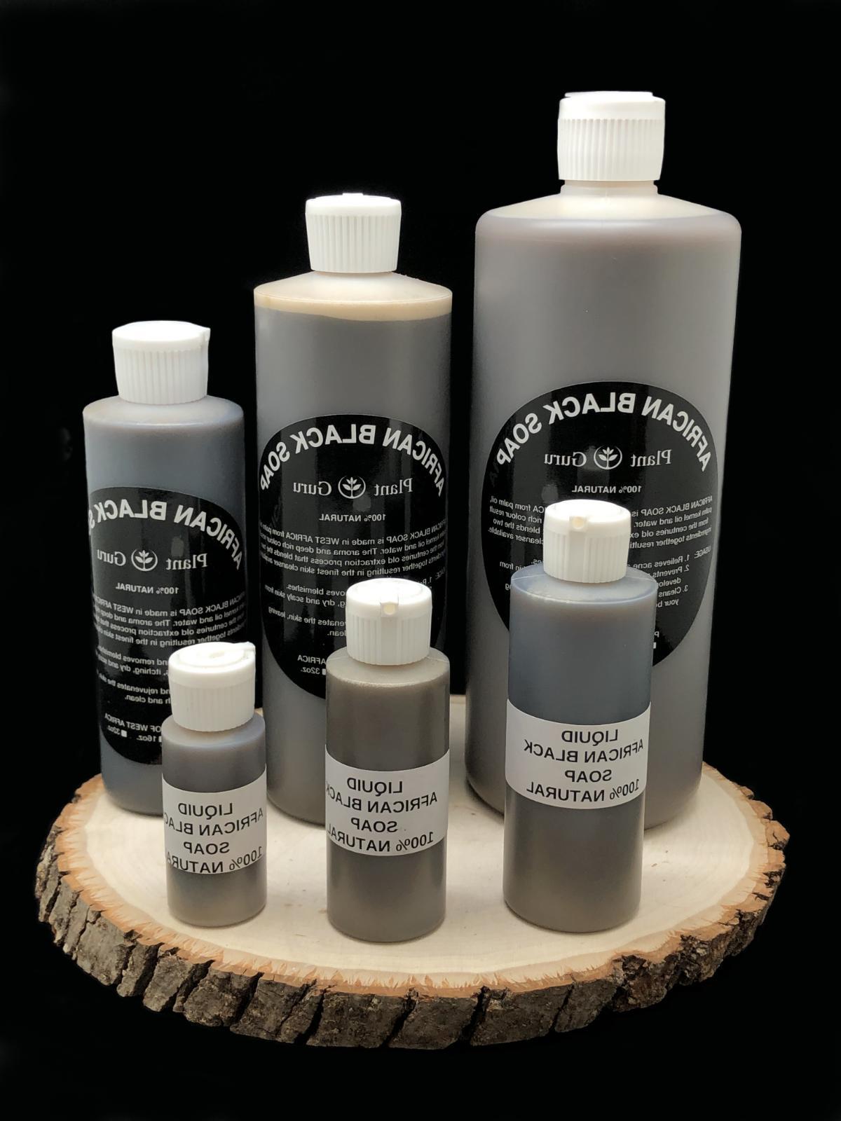 Black Pure Wash Shampoo