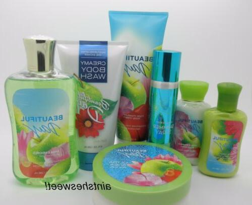 BATH & BODY WORKS Beautiful Day - Choose Your Favorite Produ