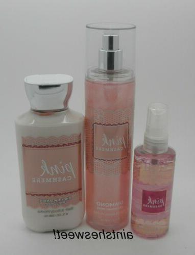 BATH & BODY WORKS Pink Cashmere - Choose Your Favorite Produ