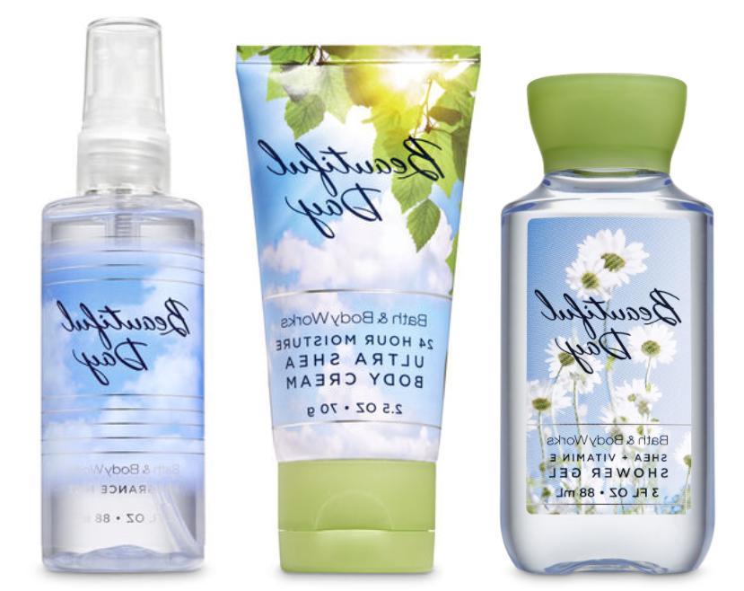Bath Body Works Pure Paradise 8.0 oz Body Lotion