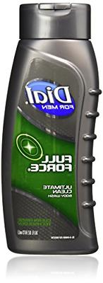 Dial For Men Full Force Hydrating Body Wash - 16 oz - 2 pk