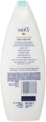 Dove Sensitive Skin Body Wash,