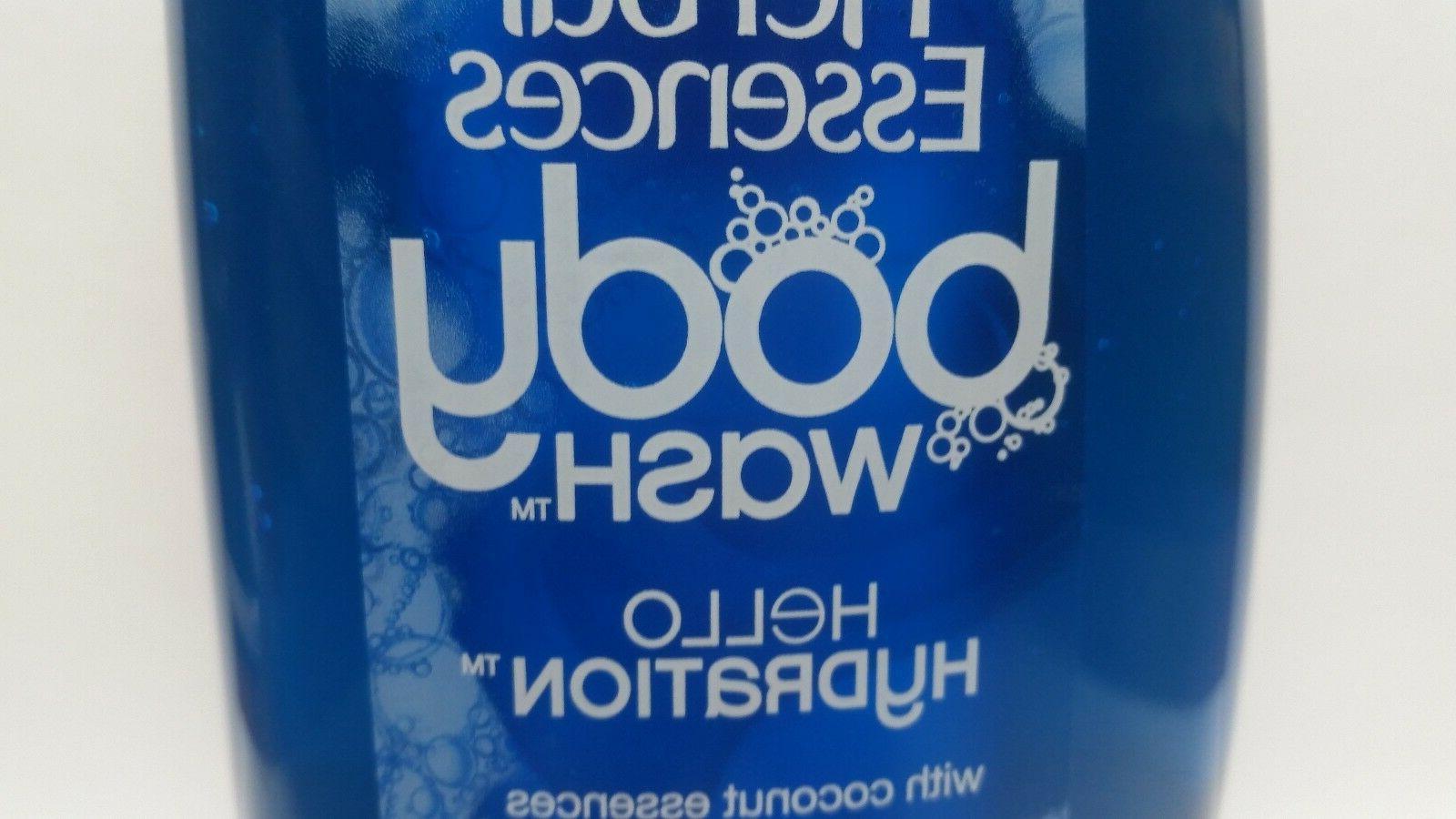 Herbal Body Wash w/Coconut 22.1