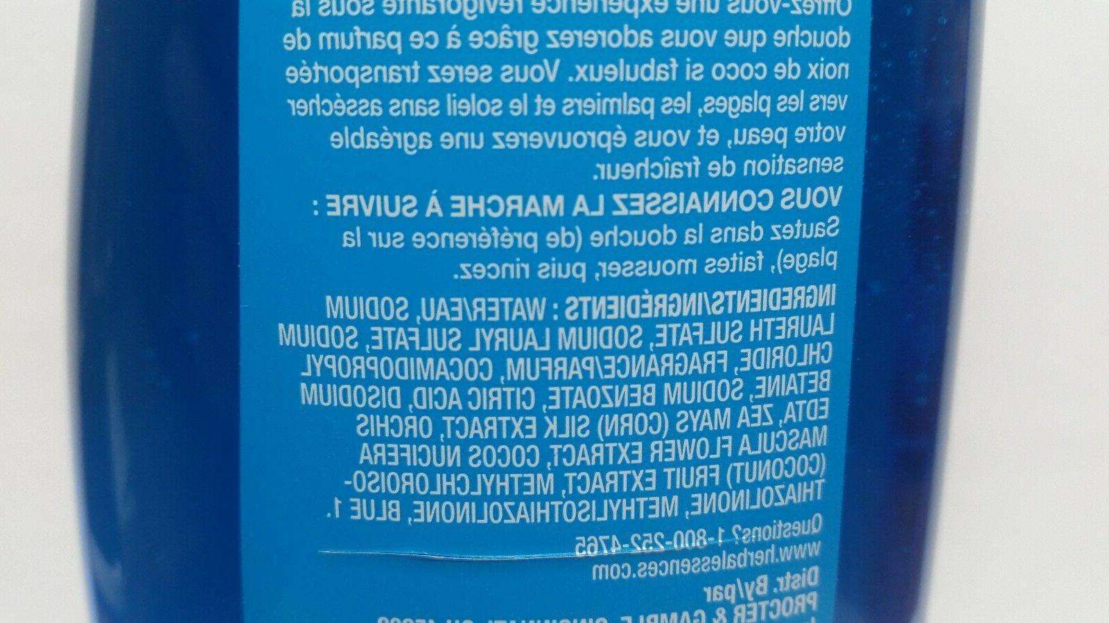 Herbal Body Wash Essences 22.1 OZ