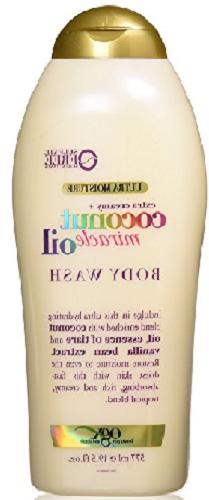 OGX Extra Creamy + Coconut Miracle Oil Ultra Moisture Body W