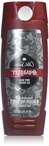 Old Spice Body Wash Red Zone, Swagger, 16-Ounce Bottle