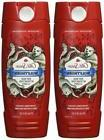 Pack of 2 Old Spice Wild Collection Wolfthorn Scent Body Was