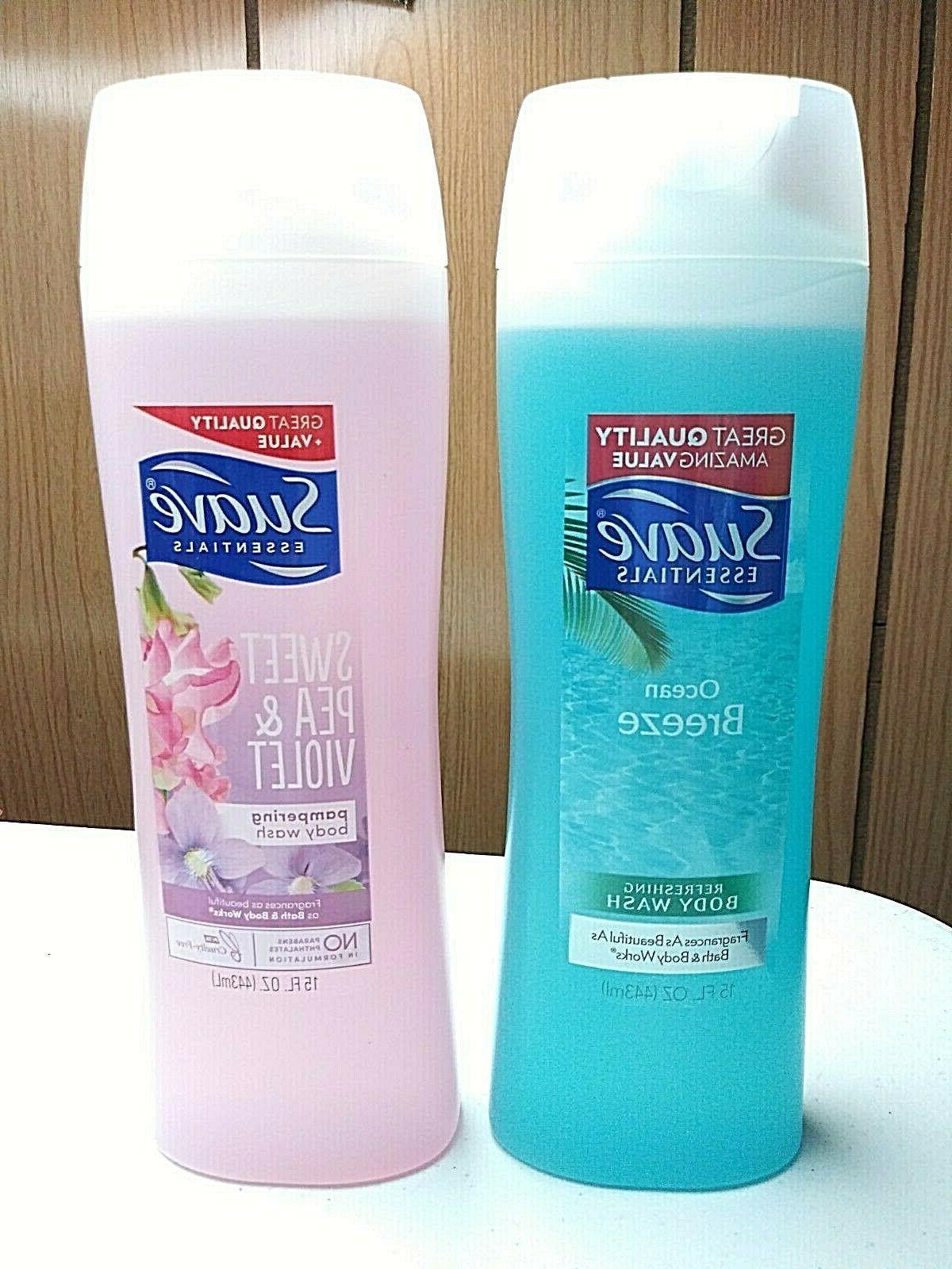 Suave Naturals Body Wash, Creamy Milk & Honey Splash 12 oz