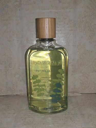 Thymes - Eucalyptus Body Wash - Luxury Shower Gel for Men &