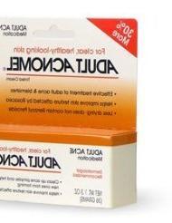 Acnomel Adult Acne Medication Cream - 1.3 Oz