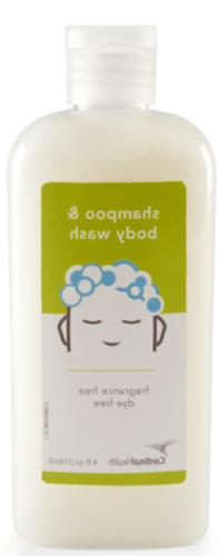 Adult Shampoo And Body Wash, 8 Oz Part No. Ag-sbw08