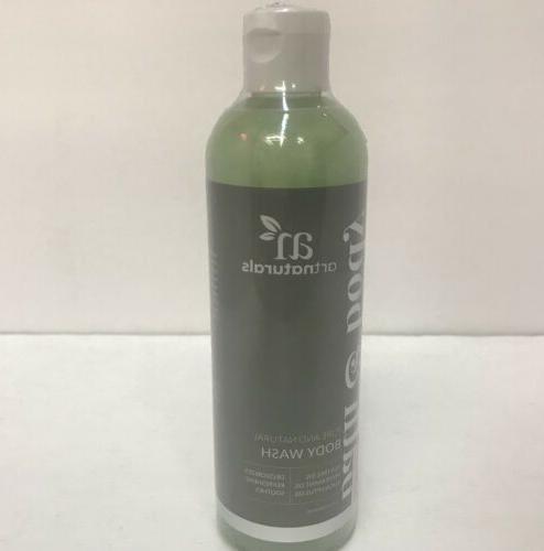 artnaturals Pure and Natural Body Wash Soap 12oz