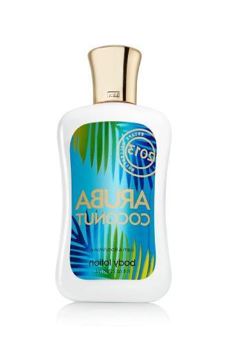Bath Body Works Aruba Coconut Body Lotion