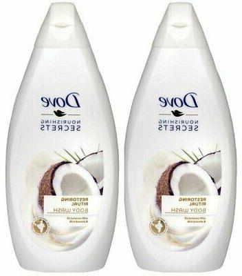 body wash restoring ritual 500 ml 2