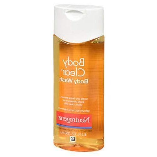 Neutrogena Clear Wash 8.5oz