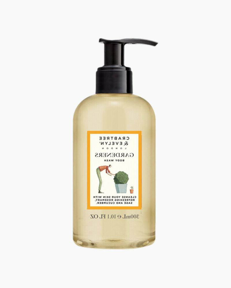 crabtree and evelyn gardeners body wash 10