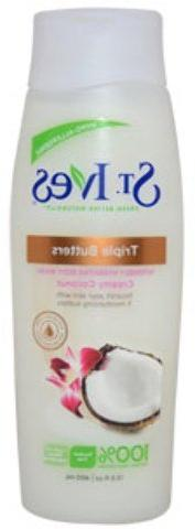 St. Ives - Body Wash Creamy Coconut Triple Butters  1 pcs sk