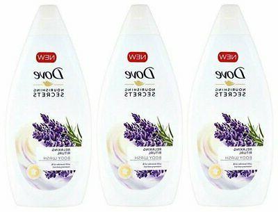 dove body wash relaxing ritual 500 ml