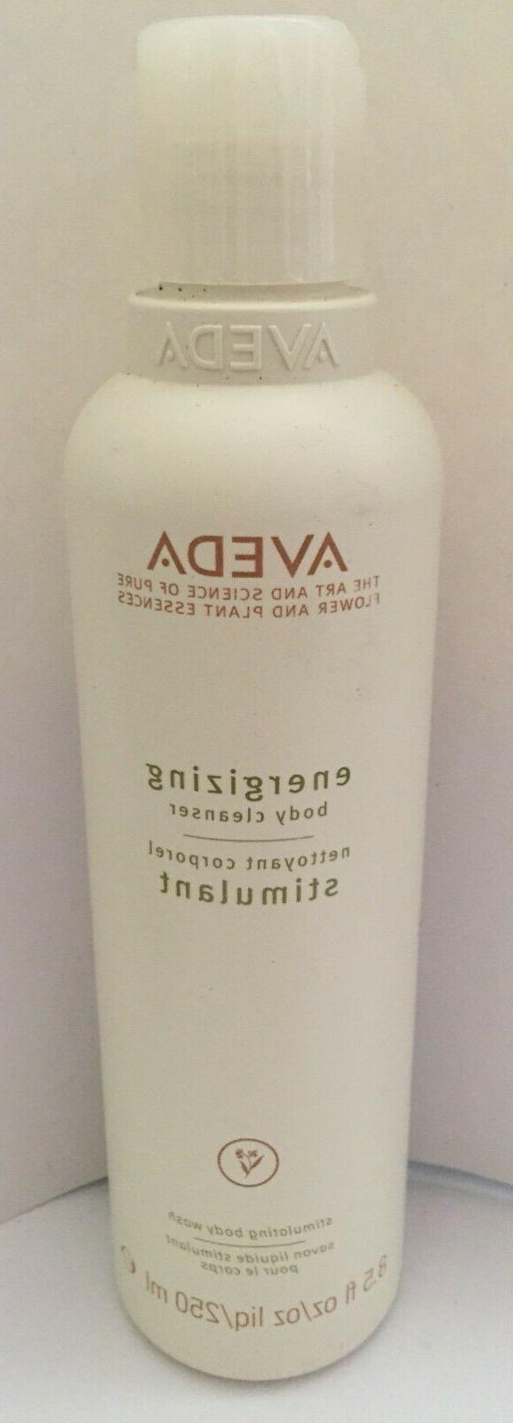 Aveda Energizing Body Cleanser Stimulat 8.5 oz