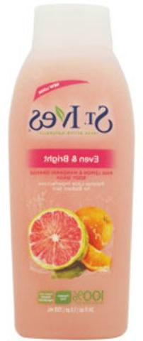 St. Ives - Even & Bright Pink Lemon & Mandarin Orange Body W