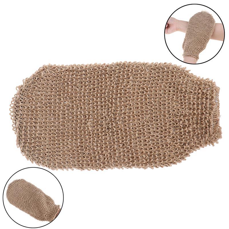 Fibre Skin Foam Massage Hemp Cleaning Sponges