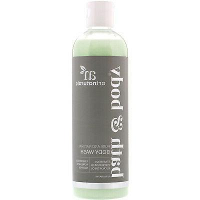 ArtNaturals Pure and Natural Body & Foot Wash 12oz