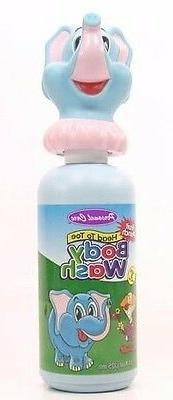 PERSONAL CARE Fruit Punch Body Wash For Kids w Elephant Head