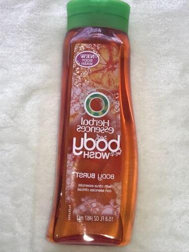 herbal essence body wash body burst