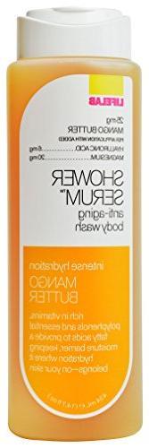 LifeLab Hydrating Mango Butter Anti-Aging Body Wash Shower S
