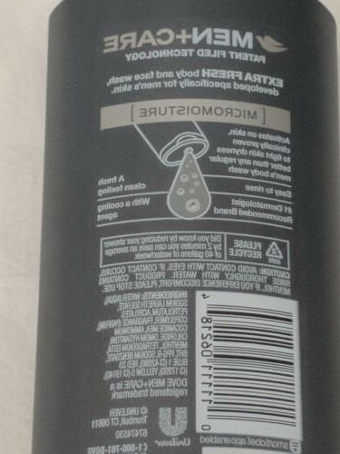 Dove Men Care Body Wash Extra Fresh 18 Oz