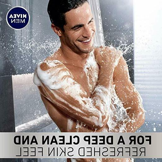 NIVEA Men DEEP Clean Body 8-hour Scent